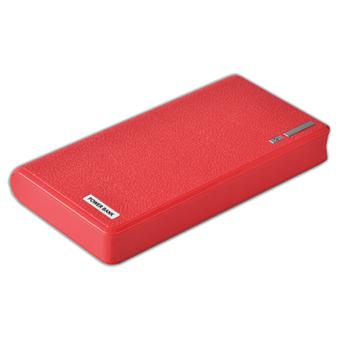Harga iBattery Wallet Powerbank 30000mAh Power Bank Red