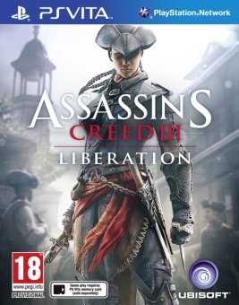 Harga PS Vita Assassin's Creed 3 Liberation