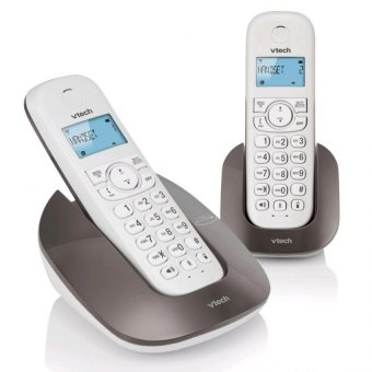 Harga VTECH ES1610A-T MOLE 2 handset mobile connect 2-in-1 Digital Cordless Phone