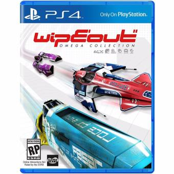 Harga PS4 WipEout: Omega Collection / R3 (English, Chinese)