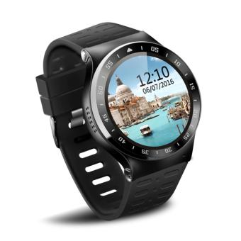 Harga Zgpax Android 5.1 Smart Watch Phone With WiFi Camera SIM GPS Bluetooth Install App - intl