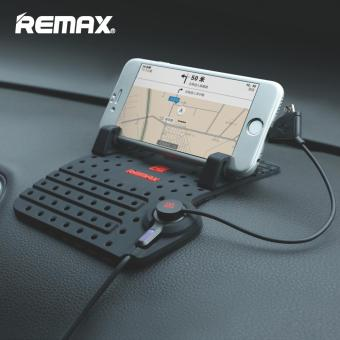 Harga Remax Universal Mobile Phone Car Phone Holder for GPS IPad IPod IPhone Samsung XiaoMi Mi HuaWei - intl