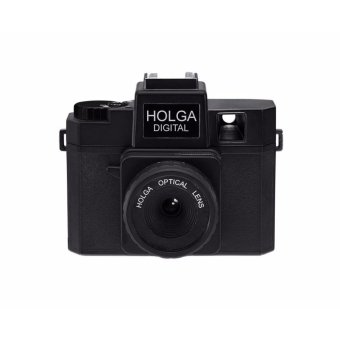 Harga Holga Digital Camera - [Black] - intl