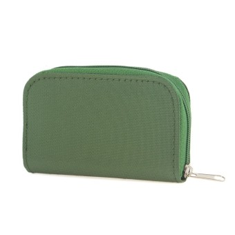 SDHC MMC CF Micro SD Memory Card Storage Pouch Case Holder Carrying Bag Green