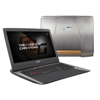 "Harga Asus ROG G752VS-GB394T 17.3"" Gaming Laptop- i7-7700HQ,GTX1070 8GB,16GB, WIN10"