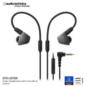Harga Audio-Technica ATH-LS70iS In-Ear Monitor