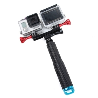 Harga TMC Double GoPro / GoPro LED Mount for GoPro Hero4 / 3+ / 3, SJ4000, Xiaomi Yi Sport Camera (EXPORT)