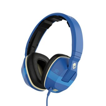 Harga Skullcandy Crusher Over-Ear Headphones (Ill Famed/Royal/Cream)
