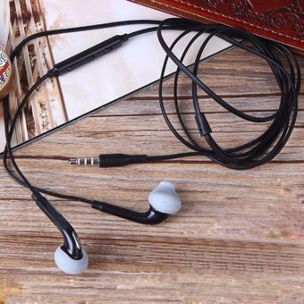 2017 New Arrival Headset In-ear Earphone with Mic microphone 3.5mm standard jack For Samsung GALAXY S6 i9800 S6 S5 S4 Edge - intl