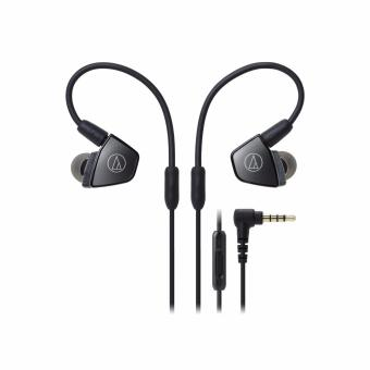 Harga Audio-Technica ATH-LS300iS In-Ear Triple Armature Driver Headphones with In-line Mic & Control