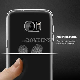 Roybens Ultra Thin TPU Transparent Soft Case Cover for Samsung Galaxy S7 Clear - intl