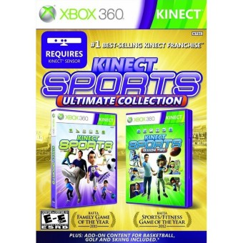 Harga XBOX 360 Kinect Sports Ultimate Collection