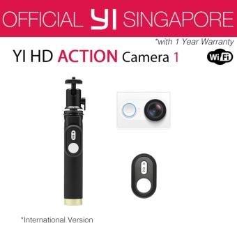 Harga Xiaomi Xiaoyi Action Camera White Travel Kit (International Version)