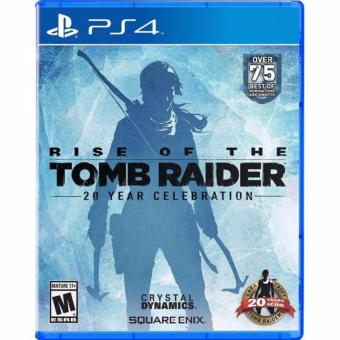 Harga PS4 Rise Of The Tomb Raider: 20 year celebration / R2