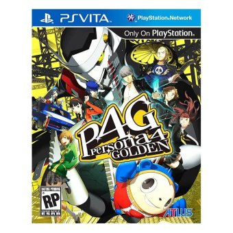 Harga Atlus PS Vita Persona 4: Golden / R1 (English)