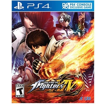 Harga PS4 The King Of Fighters XIV