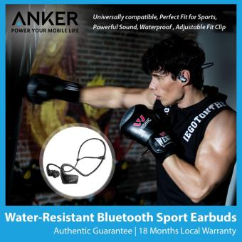 Harga Anker NB10 Water-Resistant Secure-Fit Sport Earbuds