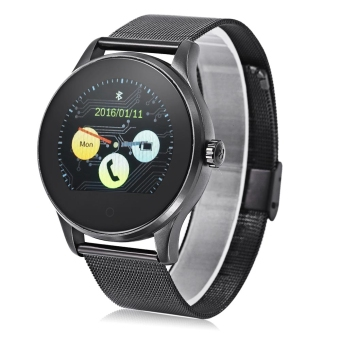 Harga K88H Bluetooth 4.0 Smart Watch for Android and IOS(Gray)