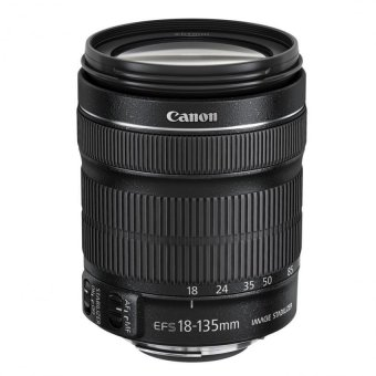 Harga Canon EF-S 18-135mm f3.5-5.6 IS STM Lens