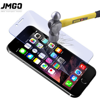 iPhone 7 Plus Screen Protector, JmGO [Matte / Anti-Glare / Anti-Fingerprint] Tempered Glass Film for iPhone 7 Plus - [Smooth as Silk] 0.26MM 9H - intl