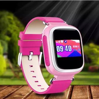 Q60 Kids Gps Watch for Children Smart Baby Watch Plus SOS Call Location Finder Smart Watch