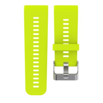 Silicone Watch Strap for Garmin Vivoactive HR(Lemo)