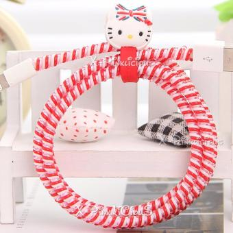 Harga England Kitty Cable Protector with Cord Winder