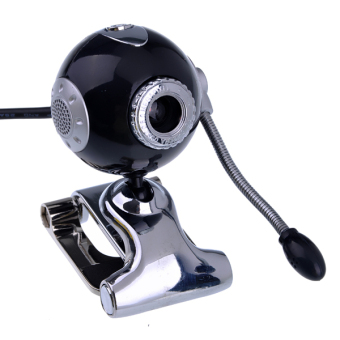 Harga USB 1.0 Mega Pixel Webcam with Microphone
