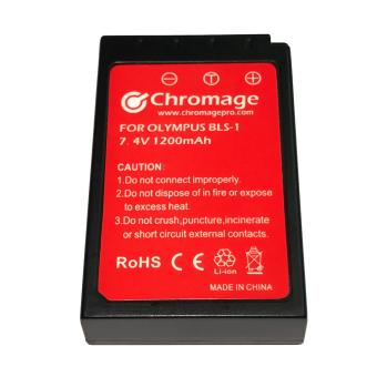 Harga BLS-5 / BLS-1 Rechargeable Lithium Ion Battery For Olympus Cameras