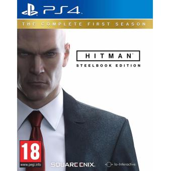 Harga PS4 Hitman: The Complete First Season (R3)