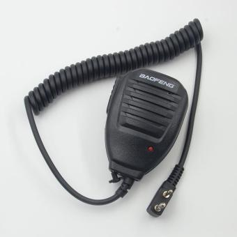 Harga Shoulder Speaker Mic Microphone for Baofeng TYT Dual-Band Two-Way Radio - intl