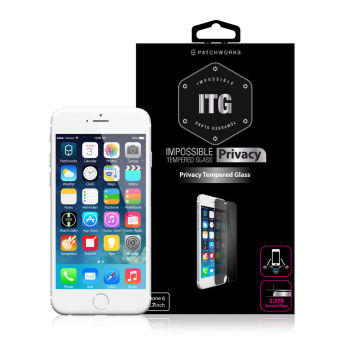 Harga Patchworks Colorant ITG Pro Privacy Glass Screen Protector for iPhone 6 6s 4.7