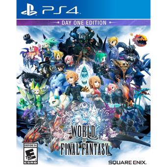 Harga PS4 World of Final Fantasy Day One Edition (R1)