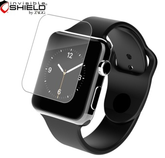 ZAGG InvisibleShield HD Screen Protector Film for Apple Watch (38mm) New