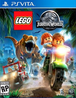Harga PS Vita Lego Jurassic World