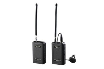 Harga Saramonic SR-WM4C - Wireless 4-Channel VHF Lavalier Omnidirectional Microphone System (200' Range)