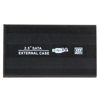 Harga 2.5 Inch HDD Case Sata to USB 3.0 Hard Drive Disk SATA External Storage - intl