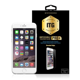Harga Patchworks ITG Pro+ Plus Tempered Glass Protector for Iphone 6 6s Plus 5.5