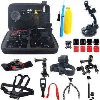 Harga Accessories Kit for GoPro Hero 5 4 3+ 3 2 1 SJ4000 SJ5000 Camera - intl