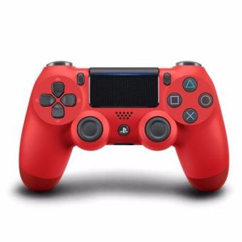 Harga Sony PS4 DualShock 4 Wireless Controller (Red) New Version