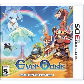 Harga 3DS Ever Oasis / US (English)
