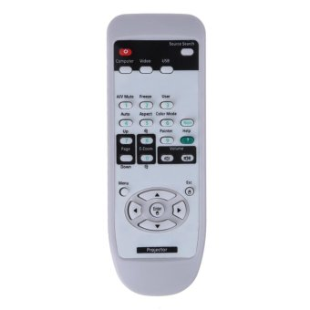 Harga Remote Control suitable for epson projector EMP-S3 EMP-S3 X3 S4 EMP-83 EMP- - intl