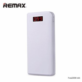 Harga Remax Proda Series Powerbank 30,000mAh Dual Charging Port