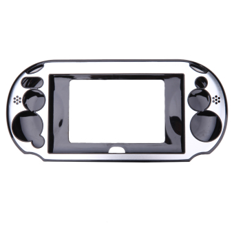 Harga Aluminum Skin Case Cover Shell for Sony PS Vita 2000(Silver) - Intl
