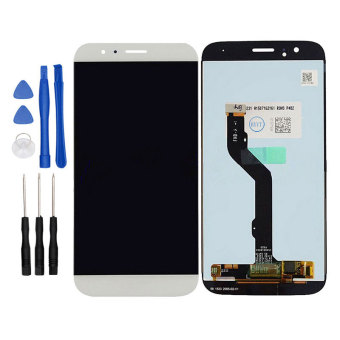 Harga Bluesky For Huawei G8 RIO-L02 RIO-L03 Full LCD DIsplay + Touch Screen Digitizer Assembly, White