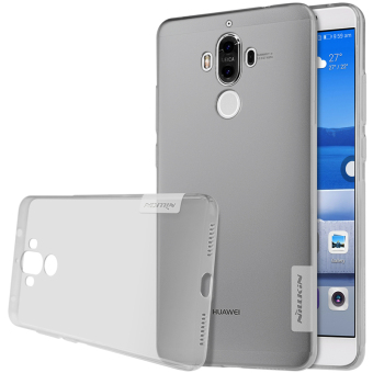 Nillkin Slim TPU Back Cover Case For Huawei Mate 9 (Grey) - intl