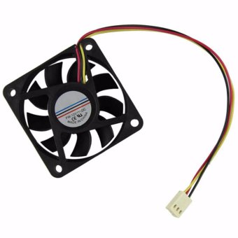 Harga 50mm 3Pins 12V PC CPU Host Chassis Computer Case IDE Fan Cooling Cooler - intl