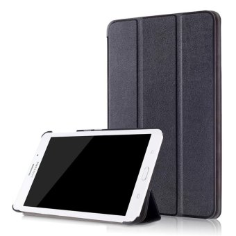 Harga BYT Tablet Leather Flip Cover Case for Samsung Galaxy J Max / Tab J 7.0 T285DY - intl