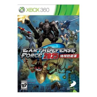 Harga XBox 360 Earth Defense Force 2025 - Ntsc/English