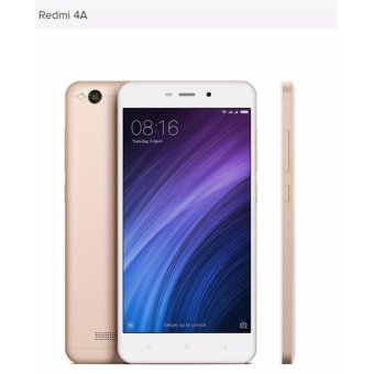 Harga Xiaomi Remi 4A 32GB (LOCAL) Gold